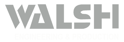 Walsh Engineering & Production Logo